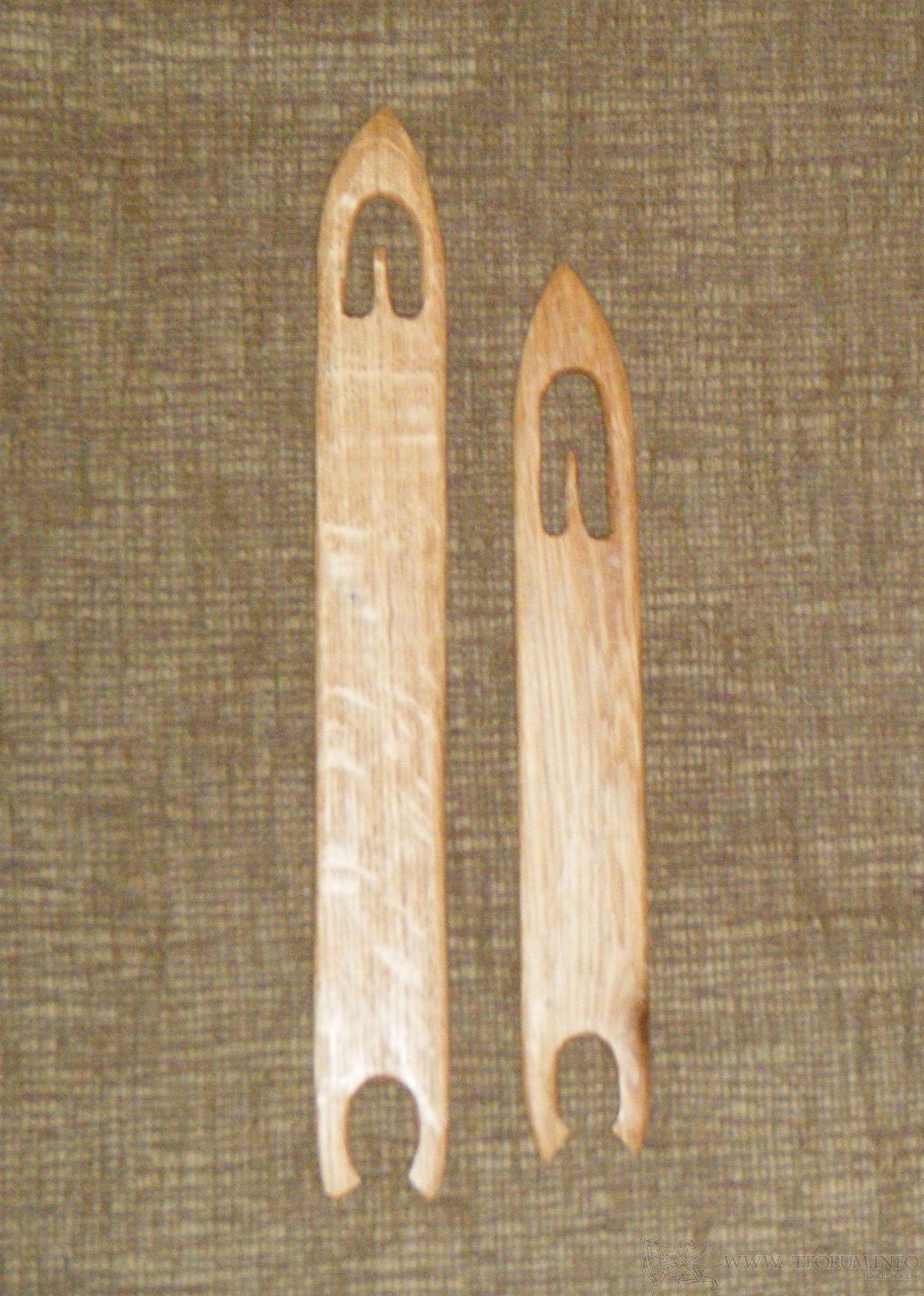 Вилка для вязания шнура