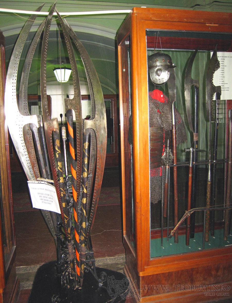Оружие Джидаев средневековья 26 Khakkhara