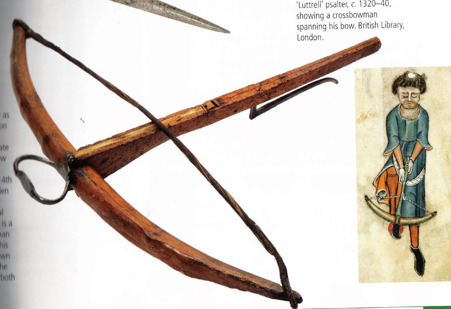 Как сделать свой деревянный арбалет 607