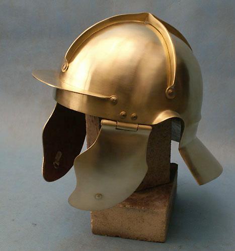 Как сделать шлем легионера